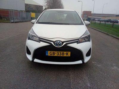tweedehands Toyota Yaris 1.5 Hybrid Aspirat.
