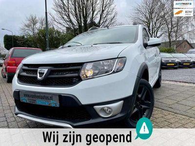 tweedehands Dacia Sandero 0.9 TCe Stepway A-C Έlectric Pakket Lmv Dakrailing Nw