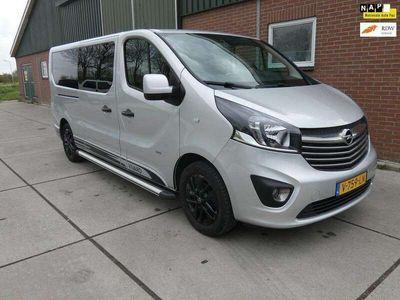 tweedehands Opel Vivaro 1.6 CDTI L2H1 D.cab*innovation*leder*navi/camera