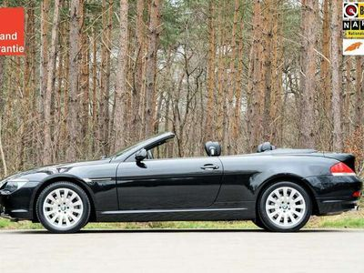 tweedehands BMW 650 Cabriolet 650i 100%ondh.|2de-eig|A-conditie