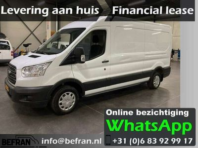 tweedehands Ford Transit  310 2.0 TDCI L3H2 Trend 2018 Airco - Cruise control PDC