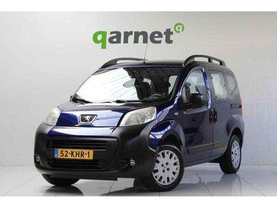 tweedehands Peugeot Bipper Tepee 1.4i | Airco | Parkeersensoren | Dakrails |