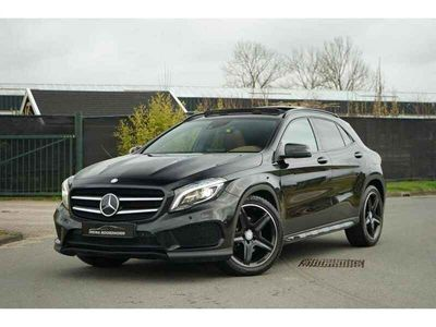tweedehands Mercedes GLA250 4Matic AMG Panoramadak|Standkachel|Camera|Stoelverwarming
