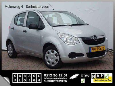 tweedehands Opel Agila 1.0 Selection orig.NL 27dkm+NAP