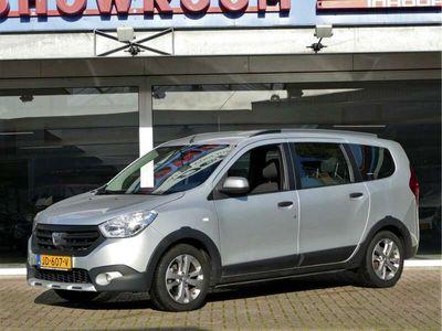 tweedehands Dacia Lodgy 1.5 dCi Stepway | navigatie | cruise-control | parkeersensoren
