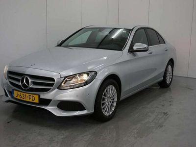 tweedehands Mercedes C300 CDI HYBRID Prestige AUTOMAAT / LEDER / NAVI / CAME
