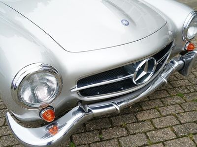 tweedehands Mercedes 190 sl roadster cabrio