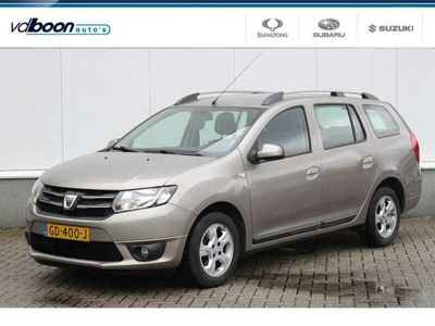 tweedehands Dacia Logan MCV 0.9 TCe Prestige | Navi | Airco | Cruise | Lm-