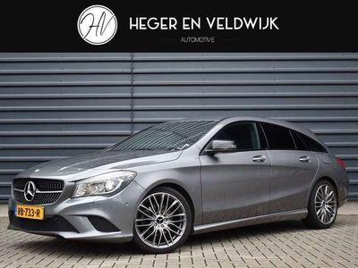 tweedehands Mercedes CLA220 Shooting Brake D| Xenon-Led | Camera | Navigatie |