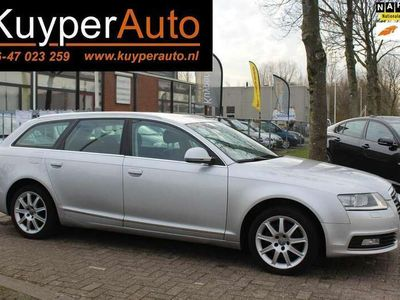 tweedehands Audi A6 Avant 2.0 TFSI Business Edition navi clima trekhaa