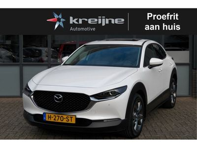 tweedehands Mazda CX-30 2.0 SkyActiv-X 180pk Luxury