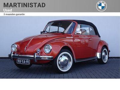 tweedehands VW Käfer KEVER Cabriolet KarmannLS | Volledig gerestaureerd |