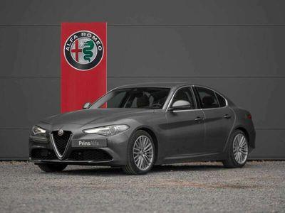 tweedehands Alfa Romeo Giulia 2.2 Super | Leder | Xenon | Camera | Grote navi |