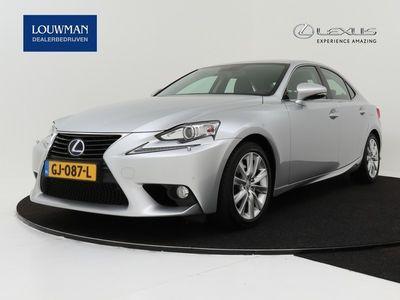 tweedehands Lexus IS300h Business Line | Premium Navigatie | DAB+ | Keyless Entry |