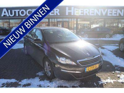tweedehands Peugeot 308 SW BlueHDI Blue Lease Pack 50 % deal 3.475,- ACTI