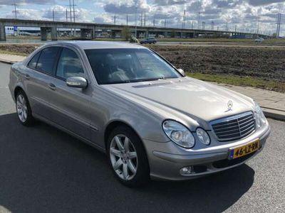 tweedehands Mercedes E200 200 K. Classic