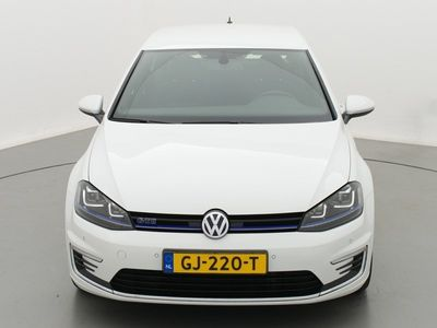 tweedehands VW Golf 1.4GTE, AUT. EX BTW! NAVI|PDC|LMV|LED