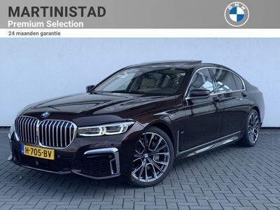 tweedehands BMW 730L 7 Serie d High Executive   M-Sport   Comfort Access   Soft Close   Bowers & Wilkins   Head-Up   Ambiant Air   Stoelventilatie  