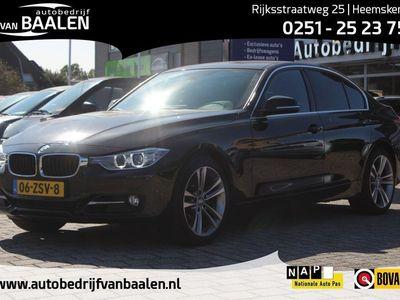 tweedehands BMW 328 3-SERIE i HIGH EXEC SPORT LEER XENON NAVI CAMERA 133000KM!!