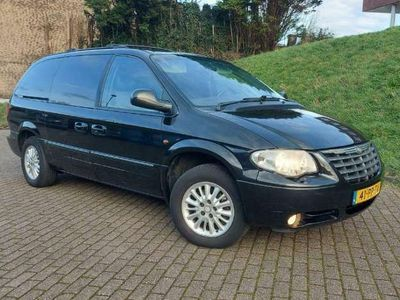 tweedehands Chrysler Grand Voyager AWD 2.8 CRD Limited Edition Full Options