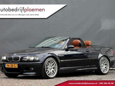 tweedehands BMW M3 Cabriolet E46 SMG - 343 pk **NL auto / Harman Kardon