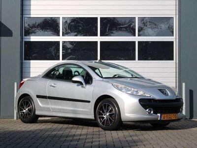 tweedehands Peugeot 207 CC 1.6 VTi Airco/Radio.CD/Έlectric.Ramen/Έlectric.Dak/LM.Velgen/Trekhaak/APK:04-07-2021
