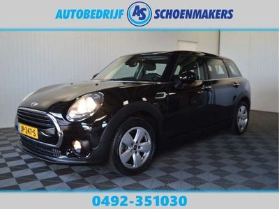 tweedehands Mini Cooper Clubman 1.5 // navi cruise