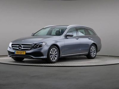 tweedehands Mercedes E220 Estate E Business Solution, Automaat, Leder, Navig