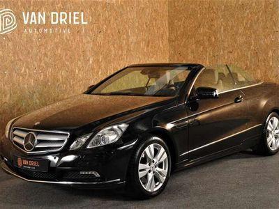 tweedehands Mercedes E350 Cabriolet CGI Avantgarde