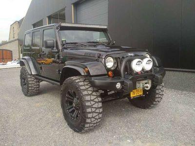 tweedehands Jeep Wrangler Unlimited 3,6 L V6