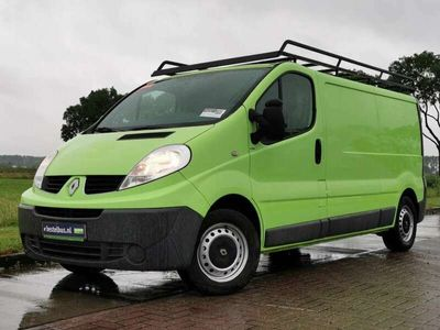 tweedehands Renault Trafic 2.0 DCI l2h1, airco, imperia