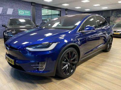 tweedehands Tesla Model X P100D Performance 7p. LudiCrous+ €270,- bijtelling