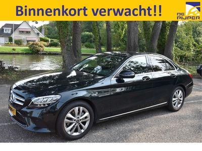 tweedehands Mercedes C160 ADVANTAGE PACK,NEDERLANDSE AUTO ,NAP ONDERHOUDSHISTORIE