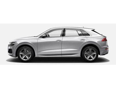 tweedehands Audi Q8 55 TFSI 340 pk quattro Pro Line Plus Nu te bestellen met € 5.000,- Euro inruilpremie