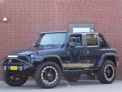 tweedehands Jeep Wrangler Unlimited 3.8 Rubicon Automaat Leer/Airco/LED