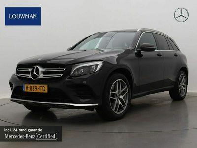 tweedehands Mercedes 220 GLC-KLASSEd 4MATIC Business Solution AMG