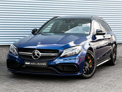 tweedehands Mercedes C63 AMG AMG Estate S, ceramic, pano, perf.stoelen, perf.uitlaa