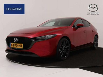 tweedehands Mazda 3 2.0 SkyActiv-X Luxury, I-Activsense
