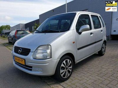 tweedehands Opel Agila 1.2-16V Comfort 5 deurs