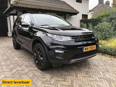 "tweedehands Land Rover Discovery Sport 2.0 TD4 Aut. Navigatie Xenon 20"""