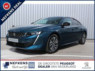 tweedehands Peugeot 508 1.5 130 pk Blue Lease GT Line Automaat   € 5.000,-