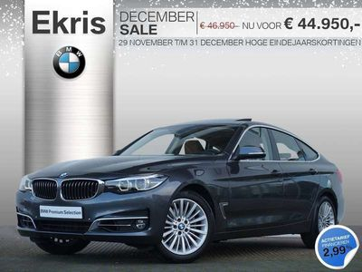 tweedehands BMW 330 Gran Turismo 3 Serie i Aut. High Executive Luxury Line - December Sale