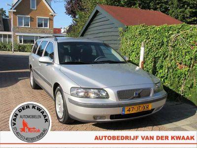 tweedehands Volvo V70 2.4 170PK AUT