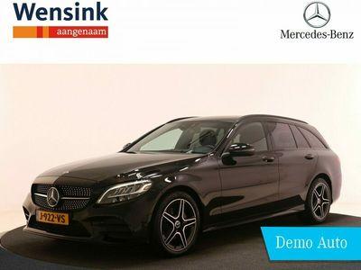 tweedehands Mercedes 180 C-Klasse EstateBusiness Solution AMG | Night-pakket | Digitale radio | Apple Carplay
