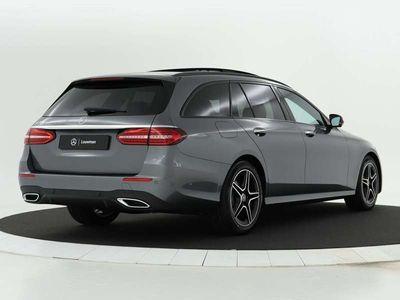 tweedehands Mercedes 200 E-Klasse EstateBusiness Solution AMG | Panoramadak | Digitale radio | Multibeam LED | Privacy glas | Stoelverwarming | Dodehoekassistent