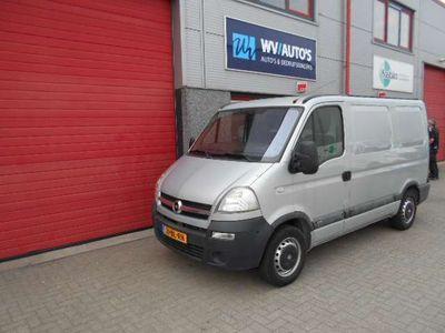 tweedehands Opel Movano 2.5 CDTI L1 H1 airco 3 zits