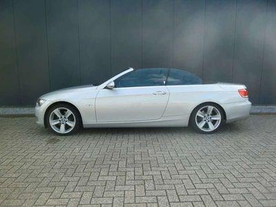 tweedehands BMW 320 Cabriolet i AUT 9999,- vaste winterprijs ❄️
