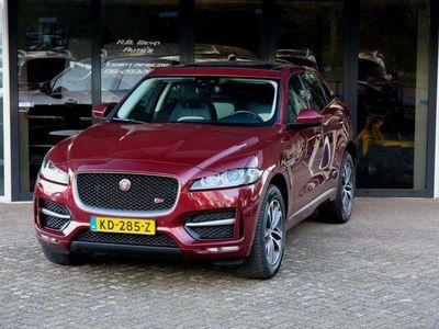 tweedehands Jaguar F-Pace 30d AWD R-Sport Nw. Staat/Org.NL