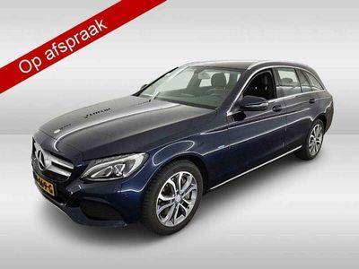 tweedehands Mercedes C350 Estate 350e, Avantgarde, 1-ste-eigenaar, Dealer-On