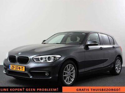 tweedehands BMW 116 1-SERIE i Advantage Navigatie   LED   Bluetooth   Cruise Control   Lichtmetalen Velgen